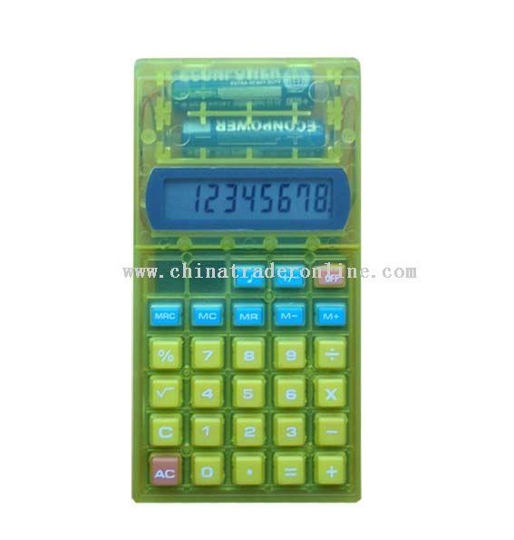 desktop calculator with bibi sound