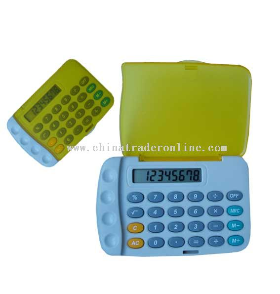 Calculator with Cover