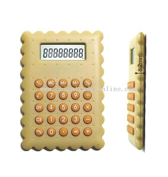 Cookie Shape calculator