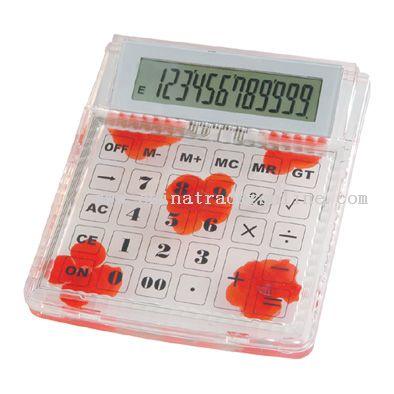 Aqua Calculator
