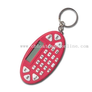 Euro-Converters Calculators with Keychain