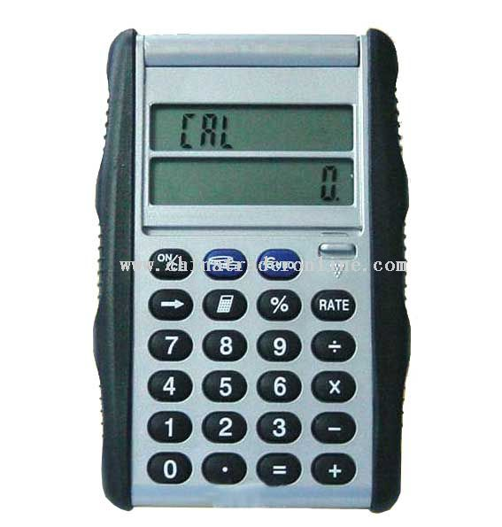 Flip top currencey covert calculator from China