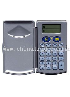 Handy Currency Converter with Plastic Case-Cover