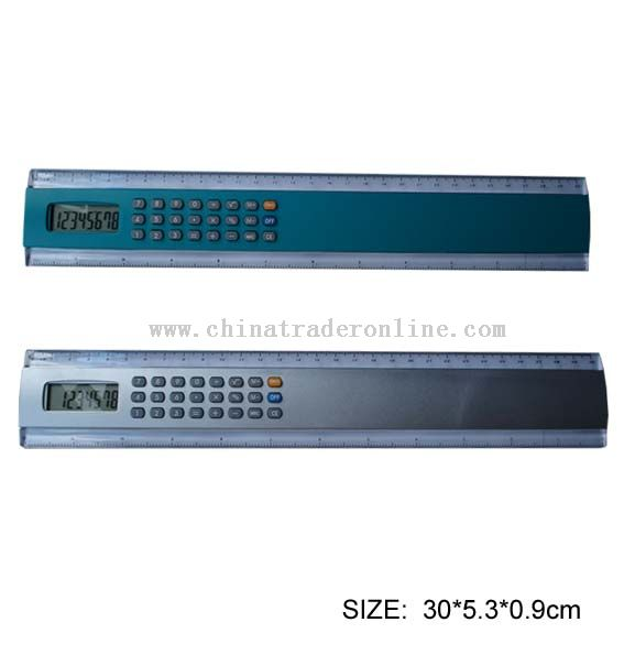 30cm ruler calculator from China