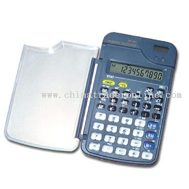 10 digits liquid crystal  display Scientific Clculator