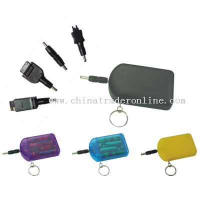 Emergency Mobile Phone Charger from China