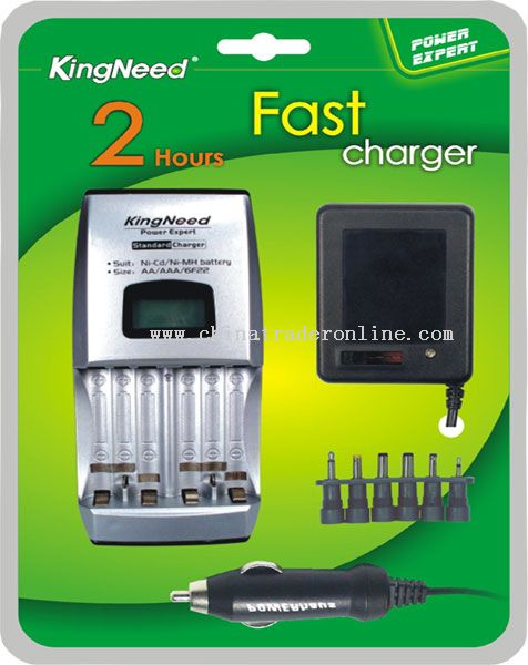 2Hour ultra battery charger