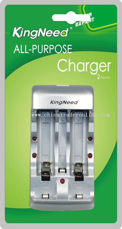 Audio Fast Charger