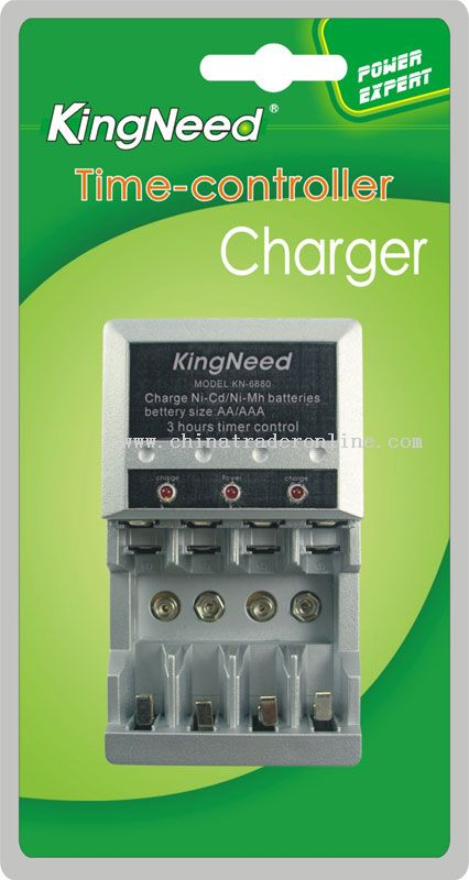 Eight hours timer control Charger from China