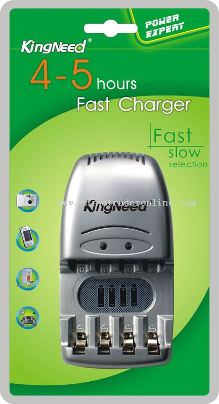 5-6Hours fast smart charger