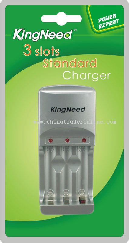 For 3pcs AA Special Charger