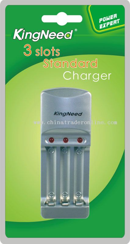 For 3pcs AAA Special charger