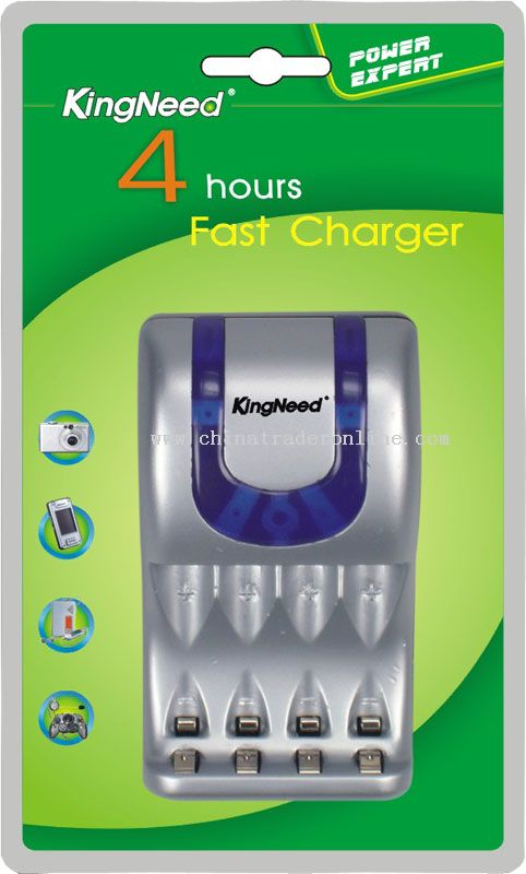 Refresh Fast Charger