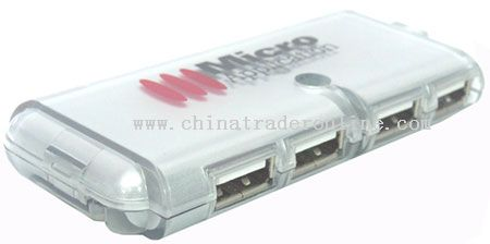 4-PORT USB HUB from China
