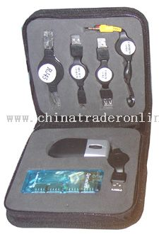 Mini USB optical mouse from China