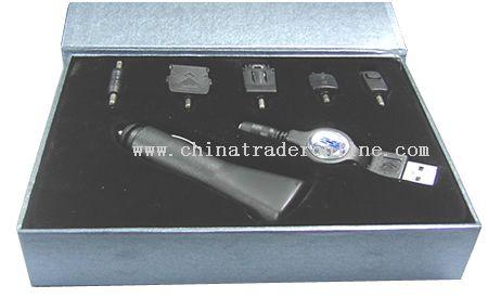 USB Car Charger Kit