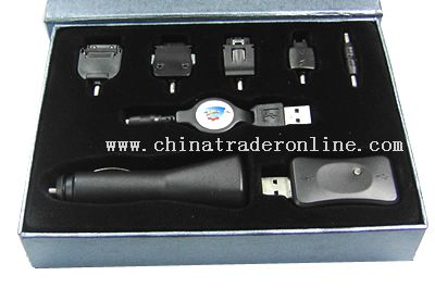 USB charger kit from China