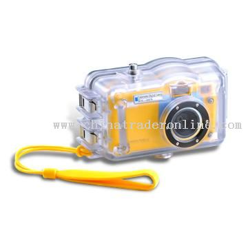 5MP Digital Underwater Camera