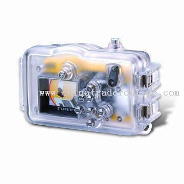 5MP Digital Underwater Camera