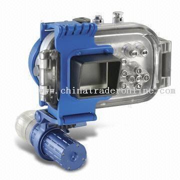 6-megapixels Underwater Digital Camera