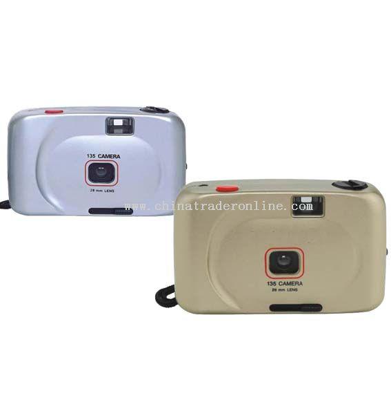 Manual camera without flash
