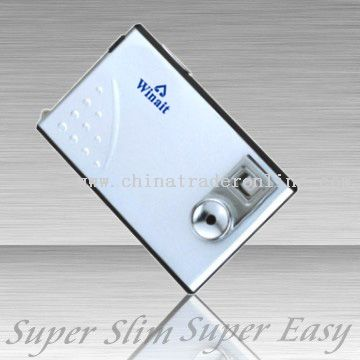 Mini Card type 1.3M pixels digital camera