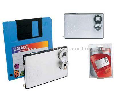 Super mini card tpye 300k pixels digital camera