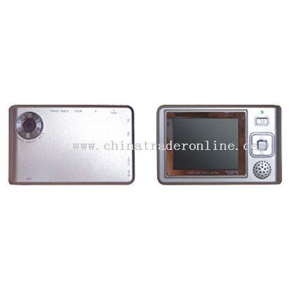 multifunction digital video camera