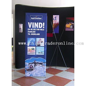 Banner Stand from China