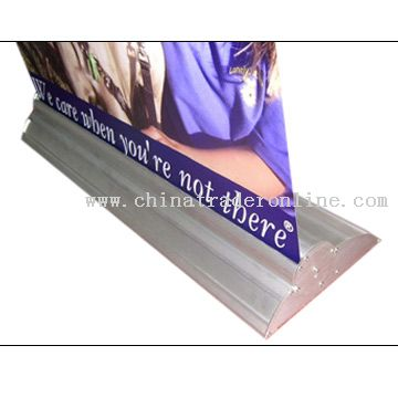 New Banner Stand