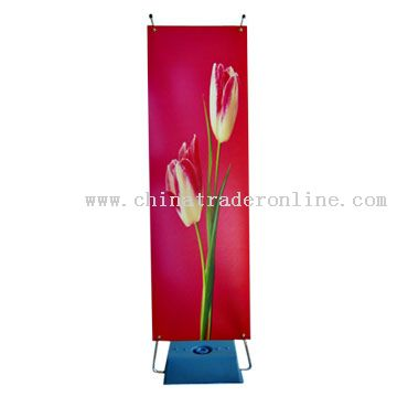 Outdoor Banner Stand from China