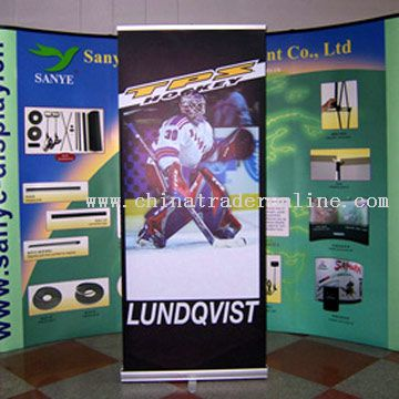 Roll-Up Banner Stand
