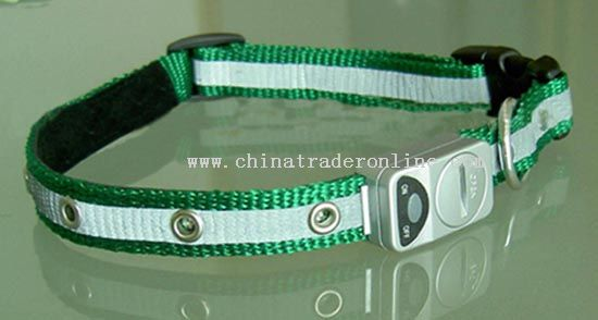Flashing Dogs Collar
