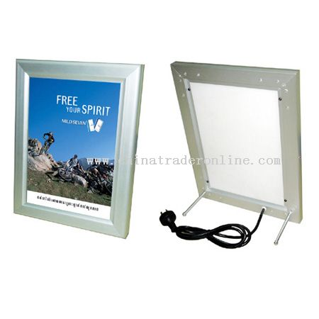 Extremethin light box - Promotion stand