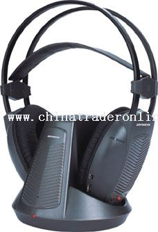 FM Wireless Headphone