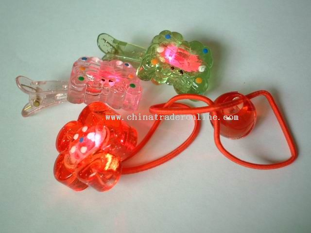 Flash Barrette/Headgear