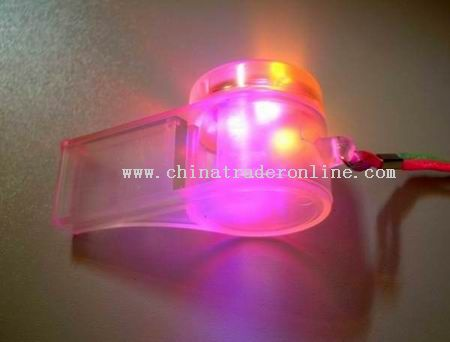 Flash Big Whistle from China