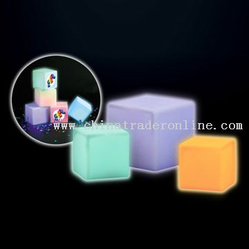 LED Mood Light Cubes