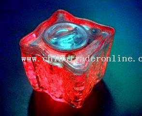 Seven Color Flash Ice Cube