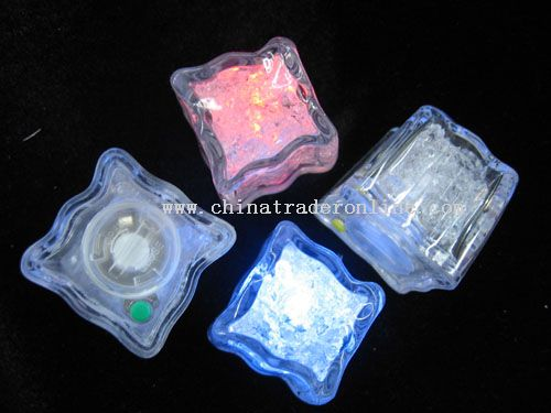 battery rechangable ice cube