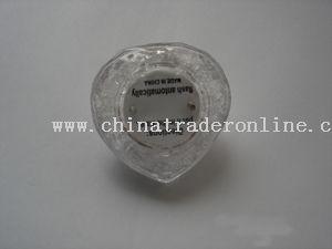 heart light up ice cube