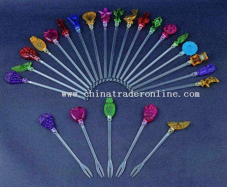 Plastic Stirrer with Length of 12cm