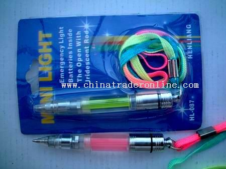 Small Flash Stick Pen from China