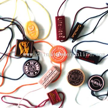 Garment Tags from China