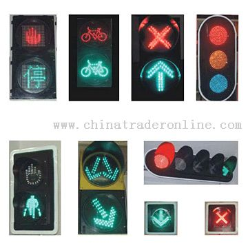 LED Traffic Sign, Signal Light from China