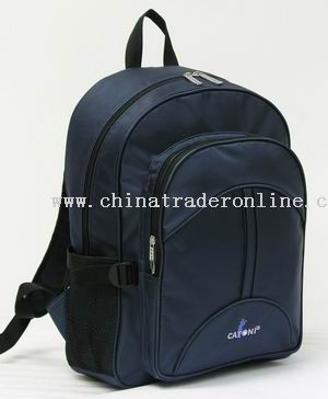 Backpack from China