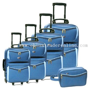 5pcs Trolley Set