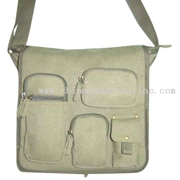Canvas Leisure Bag from China