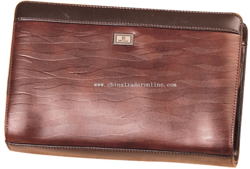 Genuine Leather Brief Case from China