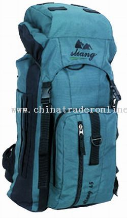 420D 2mm checked/ulelene MOUNTAINEER BAGS